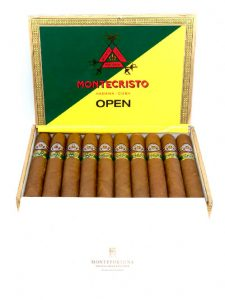 Montecristo Open Master Box