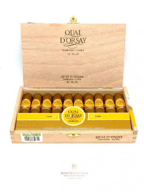 Quai Dorsay 50 Box