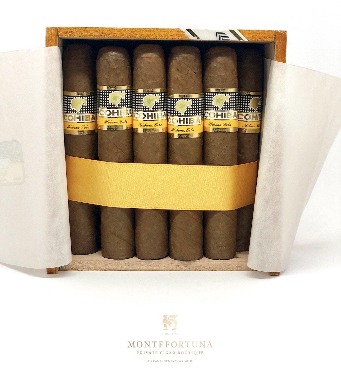 Cohiba Robusto 2017 | Dutch Cigars Review | Montefortuna ...