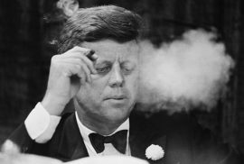 JFK Cuban Cigars