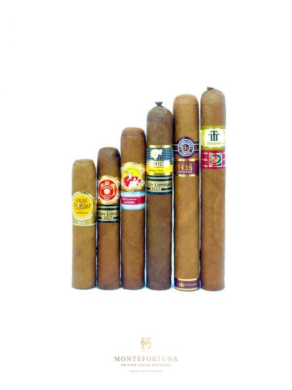 All Star Cigar Selection