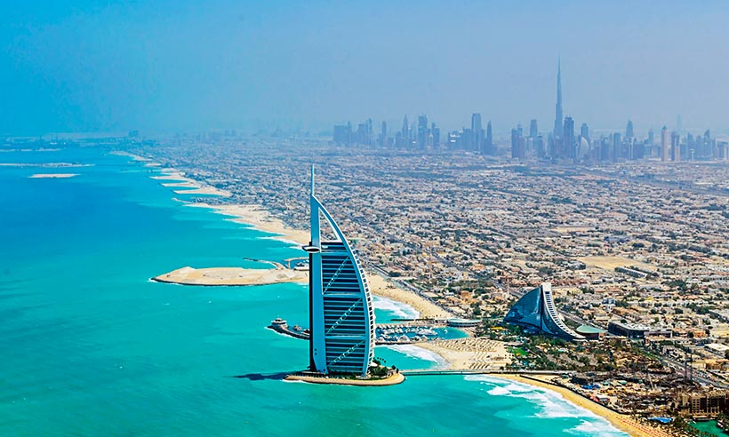 Dubai Panoramic Views