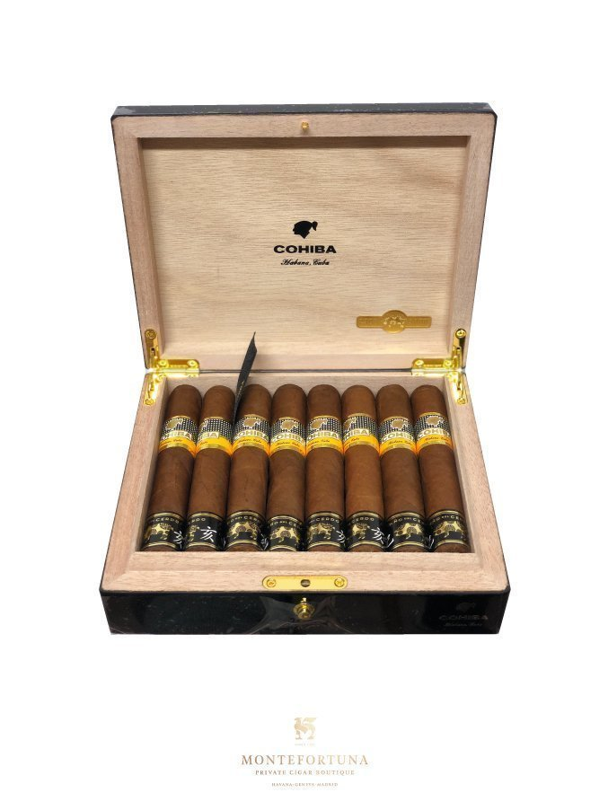 Cohiba Robustos 8+8 Year of the pig