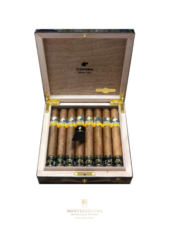 Cohiba Siglo IV 8+8 Year of the Pig