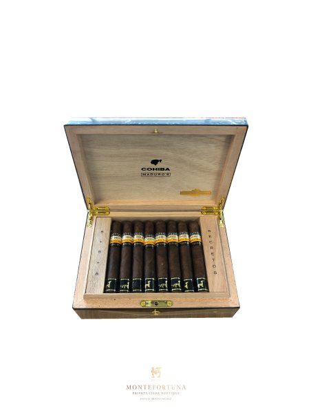 Cohiba Secretos-8+8+8 Year of the Dog