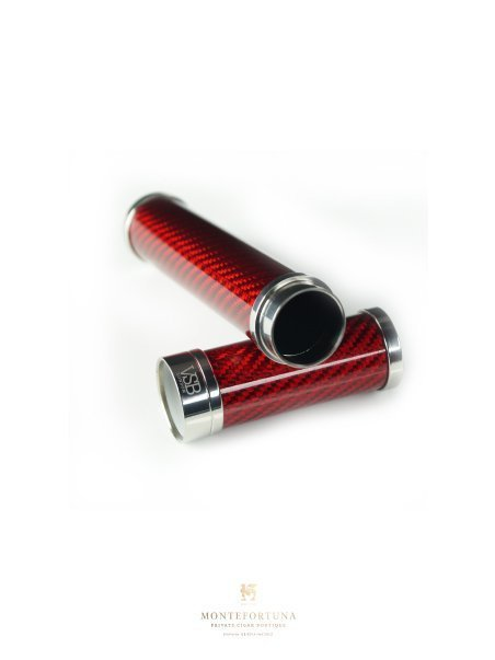 VSB London Red cigar tube
