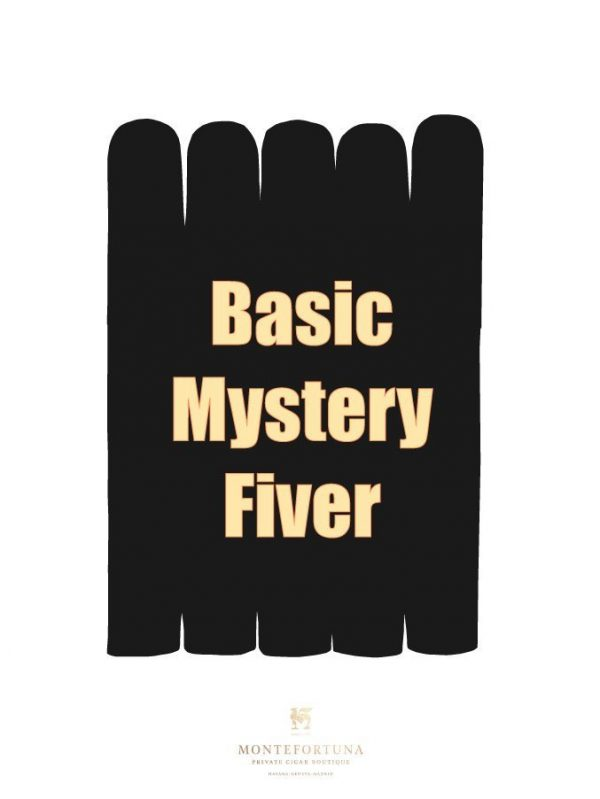 Basic Mystery fiver
